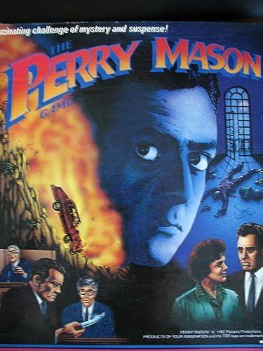 te hará satisfecho The Perry Perry Perry Mason Game by Paisano Productions  servicio honesto