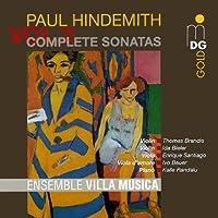 Paul Hindemith: Complete Sonatas, Vol. 2 - Ensemble Villa Musica