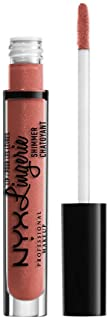 NYX Professional Makeup Lip Lingerie Shimmer - Bare With Me