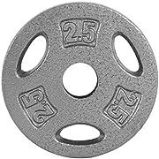 CAP Barbell 2.5 lb Standard Grip Plate