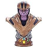 CLNAONG Figura de Acción Modelo, Thanos Busto Busto Estatua Estatua Busto Figura Figura Figura Estatua Regalo Decoración