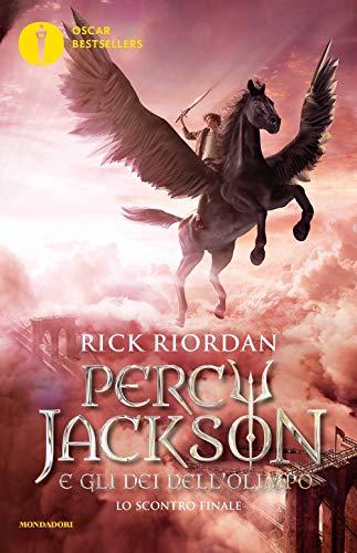 Lo scontro finale. Percy Jackson e gli dei dell'Olimpo. Nuova ediz.: 5
