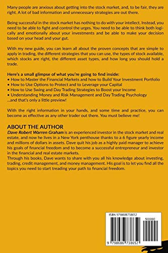 51FF+TcV+NL. SL500  - Investing and Trading Strategies: 4 books in 1: The Complete Crash Course with Proven Strategies to Become a Profitable Trader in the Financial Markets and Stop Living Paycheck to Paycheck
