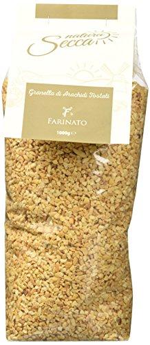 Farinato Granella di Arachidi Tostate, 1000 Grammi