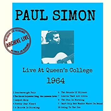 Live at Queens College 1964
