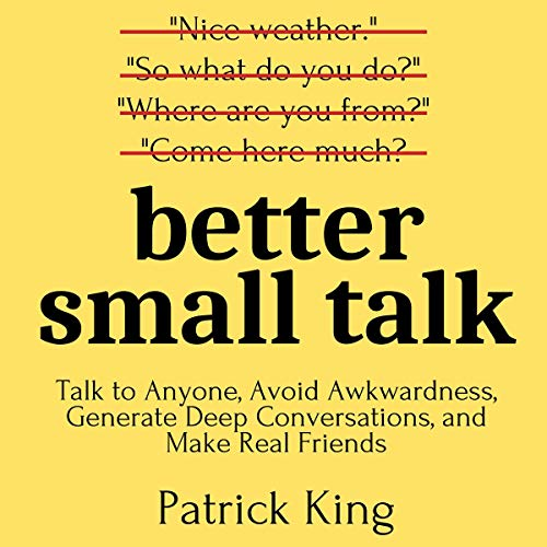 Better Small Talk cover art