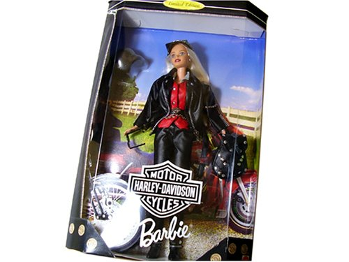 Barbie Limited Edition Harley-Davidson Motor Cycles