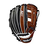 Wilson - Gant de Baseball Wilson A2K 20178 12 Main-Pied - Droitier, Taille Gant - 12