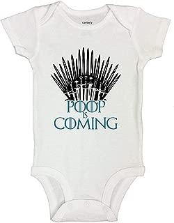 poop is coming onesie