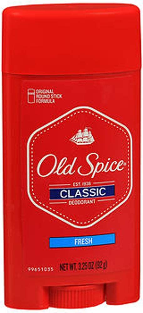 Old Spice Quality inspection Classic Deodorant Stick Fresh Popular overseas 3.25 of Pack 2 oz