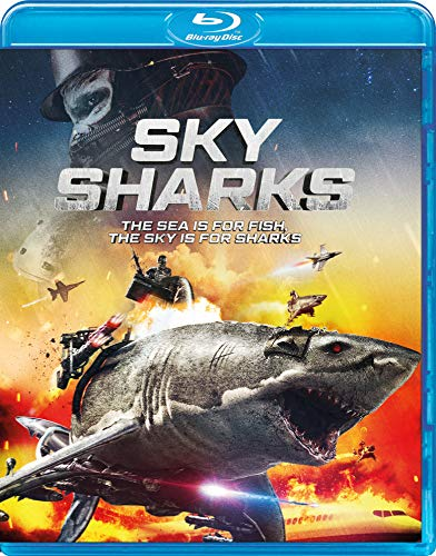 Sky Sharks [Blu-ray]
