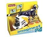 Imaginext - Helicóptero y Figuras (Mattel N1396)