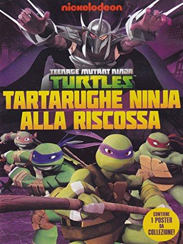 Teenage Mutant Ninja Turtles: Tartarughe Ninja Alla Riscossa (Dvd)