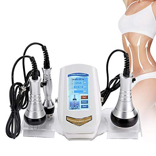 Macchina per anticellulite professionale RF a 40 KHz per cellulite e grasso in eccesso, per cosce a cosciali la rimozione del grasso da congelamento cellulite ad...