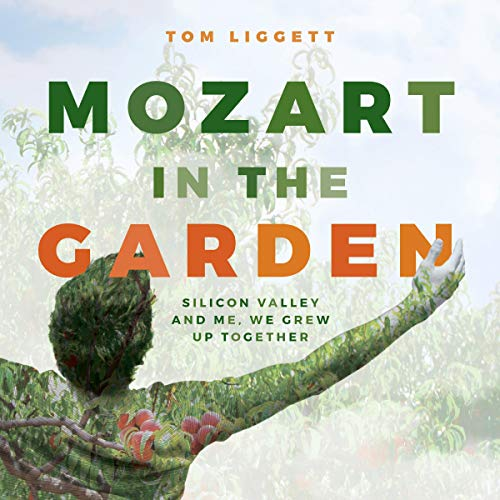 Mozart in the Garden  By  cover art