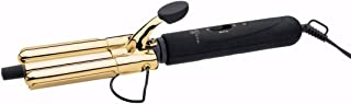 Hot N' Gold Professional Gold Triple Barrel Waver with Cool Tip