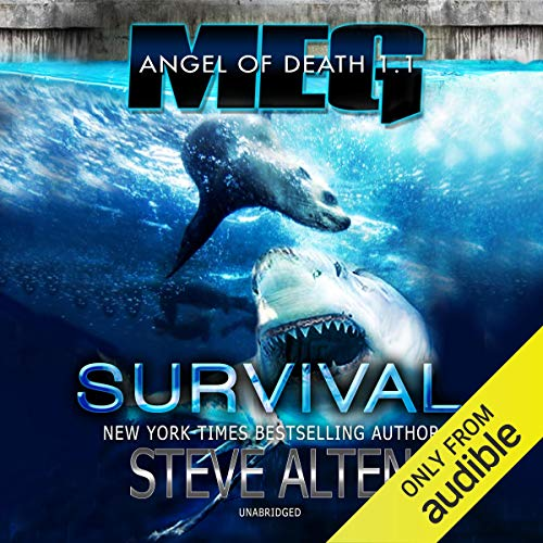 MEG: Angel of Death: Survival audiobook cover art