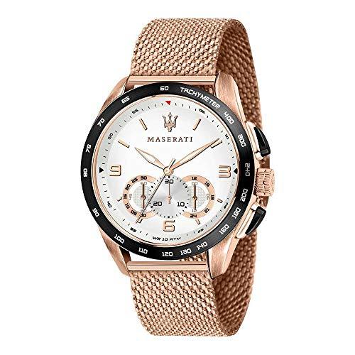 Maserati - Reloj Traguardo rosa R8873612011