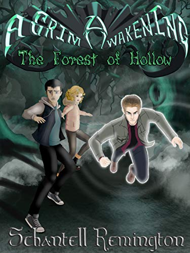 A Grim Awakening: The Forest of Hollow (English Edition)