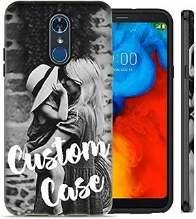 MUNDAZE Custom Phone Case for LG Aristo 2 / Tribute Dynasty/Rebel 3 / K8 Plus/Phoenix 4 / Risio 3 / Fortune 2 - Personalized Custom Photo Case, Design Your Own Phone Cover …