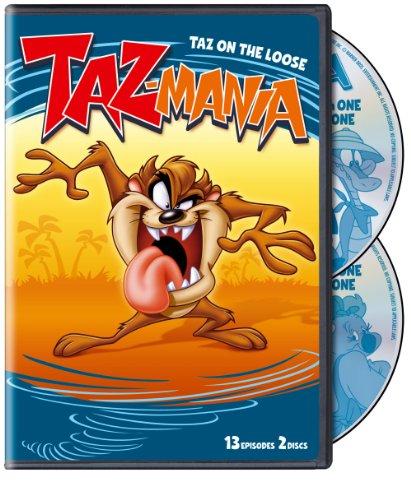 Taz-Mania: Taz on the Loose [Importado]