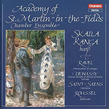 Ravel, Debussy & Saint-Seans with the Academy of St Martin-in-the-Fields