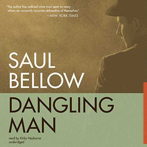 Dangling Man audiobook cover art