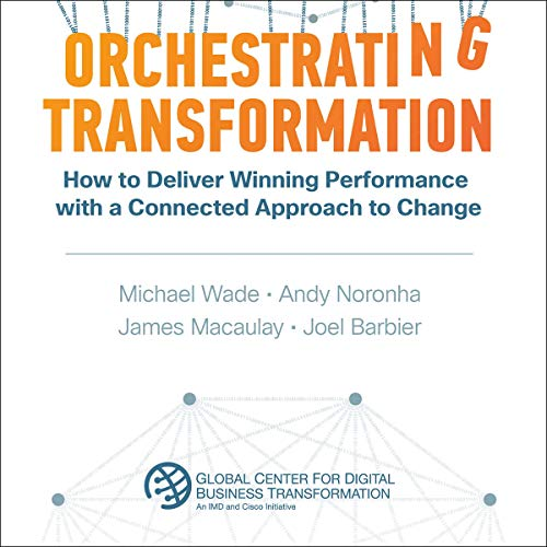 Orchestrating Transformation Titelbild