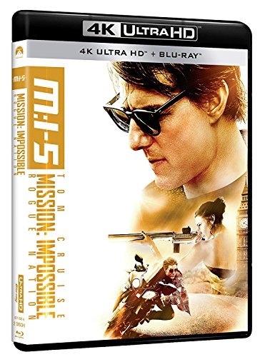 Mission: Impossible - Rogue Nation (4K+Br)