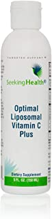 Seeking Health Optimal Liposomal Vitamin C, Immune System Support, Supports Healthy Eyes and Skin, Supports Body's Healthy...