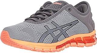 ASICS 1022A027 Women's Gel-Quantum 180 3 Running Shoe, Stone Grey/Carbon - 11