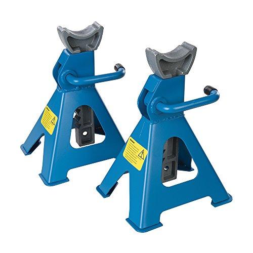Silverline 763620 Caballetes mecánicos