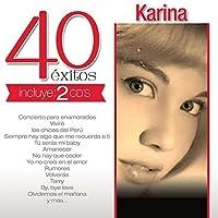 40 Exitos by Karina