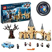 LEGOHarryPotter und die Kammer des Schreckens – Die Peitschende Weide von Hogwarts (75953) Bauset (753Teile)
