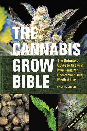 51FFAZVwsML - The Cannabis Grow Bible: The Definitive Guide to Growing Marijuana for Recreational and Medical Use (Ultimate Series)