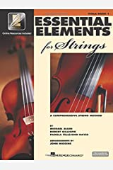 Essential Elements for Strings - Book 1 with EEi: Viola Paperback