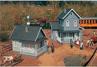 g scale train buildings