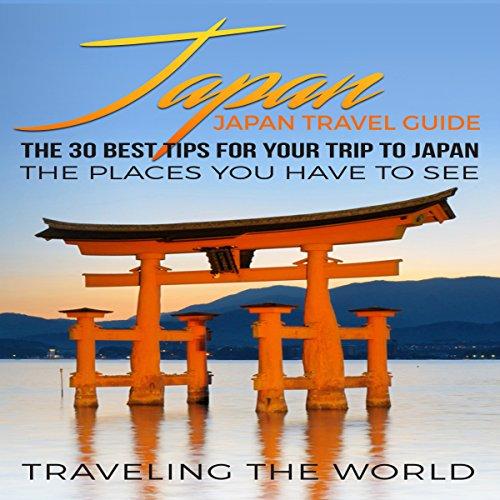 Japan audiobook cover art