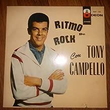 Ritmo De Rock By Tony Campello (Odeon // Vinyl)