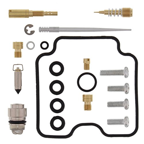 Carburetor Repair Kit  Yamaha YFM450 Grizzly IRS/SRA YFM45FX Wolverine 450 4x4 2007-2014 - All Balls 26-1365
