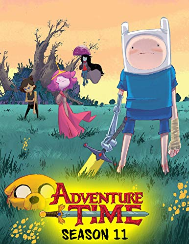 Adventure: Adventure Time Season 11 comic books complete series (English Edition)