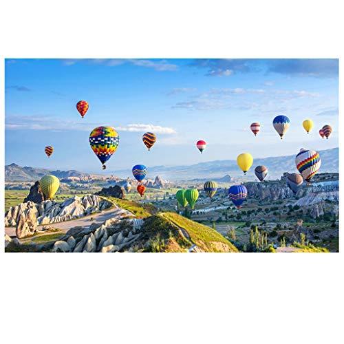 Marxways Kappadokien Luftballons / Hochwertige Puzzlespiele 500-teiliges Puzzlespiel Interessantes Spielzeug Personalisiertes Geschenk für Erwachsene und Kinder