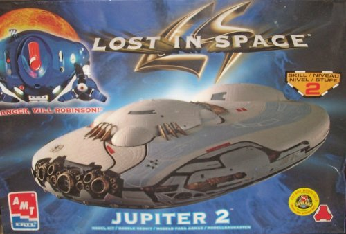 Lost In Space Jupiter 2 Model Kit