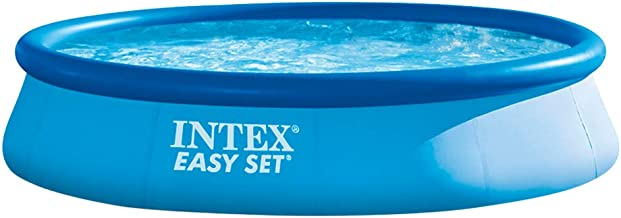 Intex 28143NP - Piscina hinchable Easy Set 396 x 84 cm- 7.290 litros