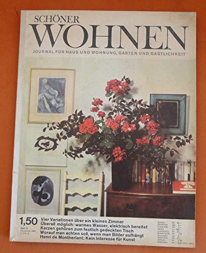 Schöner wohnen. Heft 2, Februar 1962.