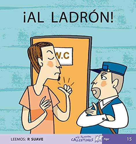 ÍAl Ladrón! - Mayúscula (MIS PRIMEROS CALCETINES) -