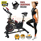 Zoom IMG-1 ffitness indoor spinning bike cycling