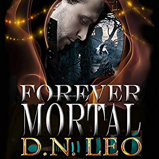 Forever Mortal audiobook cover art
