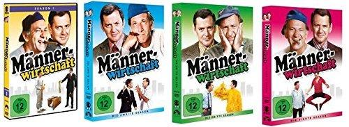 Seasons 1-4 (15 DVDs)