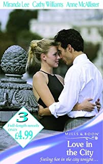 Love in the City: Marriage in Peril / Merger by Matrimony / the Inconvenient Bride